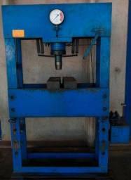 Prensa hidráulica 60 ton