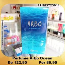 Perfume Arbo Ocean. Boticário. Entrega Facilitada.