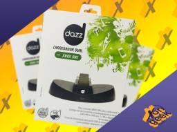 Carregador Dual Controle Xbox - Dazz | Lacrado