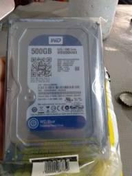 HD 500 gb lacrado