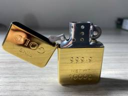 Isqueiro Fine Gold 999.9