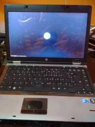 Notebook core i5 com 4giga de memória hd 500 sem bateria