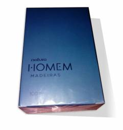 Título do anúncio: Perfume Natura Homem Madeiras