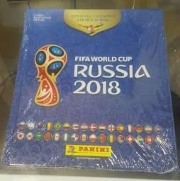 Album Completo Copa Mundo 2018