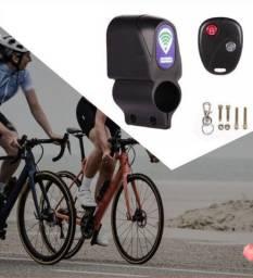 Alarme para Bicicletas / Bikes com Controle sem Fio - Novo Lacrado