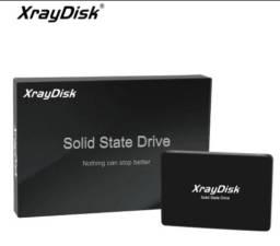 SSD 240 GB novo, lacrado