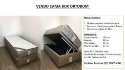 Cama Box Ortobom