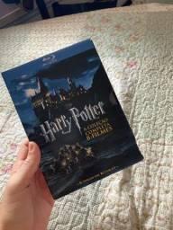 Blu-ray Box Harry Potter completo - NOVO