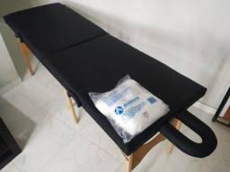 Maca Para Massagem Portátil Profissional 180x80 De Largura