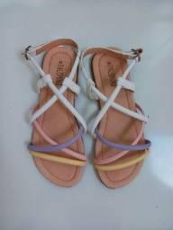 Lote calçado infantil menina