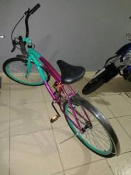 Bicicleta novíssima comprei a 3 meses na loja