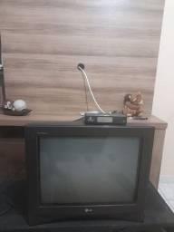TV de tubo LG.