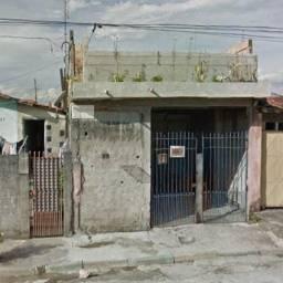 Casa para Locação em Taubaté, Esplanada Santa Terezinha, 4 dormitórios, 1 banheiro, 2 vaga