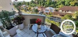 Título do anúncio: Apartamento 3 quartos com varanda e 2 vagas à venda, 97 m² - Pendotiba - Niterói/RJ