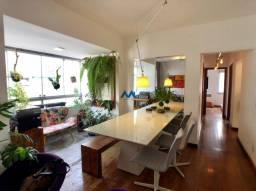 Apartamento à venda com 3 dormitórios em Santa efigênia, Belo horizonte cod:ALM1661