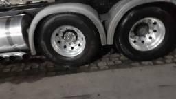 Título do anúncio: Scania 440 ano 2013 carreta fachinne 2019