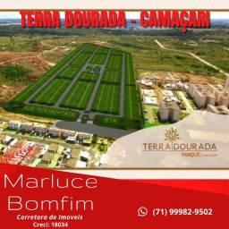 Grande Lançamento! Terra Dourada! More em um bairro planejado - Lotes em Camaçari !!!