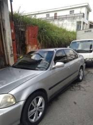 Honda Civic ano 99 1.6 16v