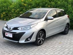 Título do anúncio: Toyota yaris 2020 1.3 16v flex xl multidrive