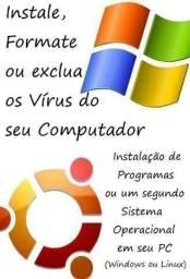 PAROU???, Conserto PC/ Notebook, Formatação, Serviços MACBOOK ,etc