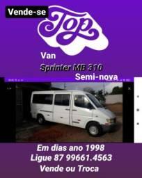 Van Sprinter MB 310 semi nova a