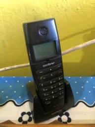 Extensão de telefone intelbras sem fio