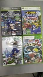 Título do anúncio: Jogos Infantis Xbox 360