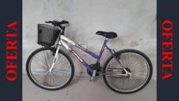 Bicicleta Track Bikes Marbela 18 V - Aro 26