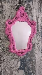 Espelho em resina