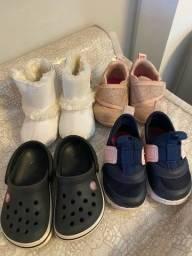 Calçado para bebê - n. 18