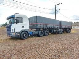 Título do anúncio: Scania R124 420 6x4