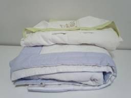 Edredom 100% algodão