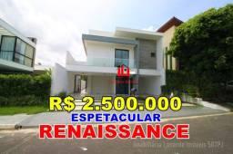 Residencial Renaissance| Com 5 Suites | Piscina| Alto Padrão| Fino Acabamento.