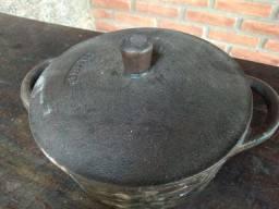 Panela de ferro fundido