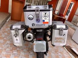 Baú e malas laterais p/ BMW F800