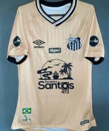 Camisa Rara Santos Futebol Clube