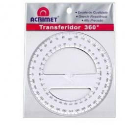 Título do anúncio: Transferidor 360º acrimet 552