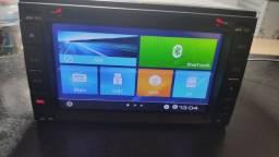 Multimídia Universal Aikon serve para vários modelos de veículos