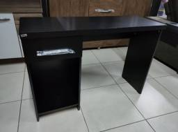 escrivania escrivania escrivaninha prisma preta