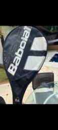 Raquete tênis de quadra