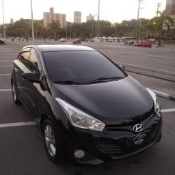 Hyundai hb20 Premium 1.6 Preto - 2015 - Flex - Top de linha