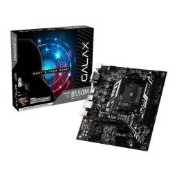 Placa Mãe B550M Galax mATX,Chipset B550, Para Ryzen 5000, Nova (lacrada), Nf e garantia