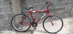 Bicicleta aro 26 , 18 marchas 400 Reais.