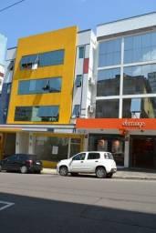 Apartamento de 01 dormitorio para alugar no centro de Santa Maria RS edifico Mondrian pert