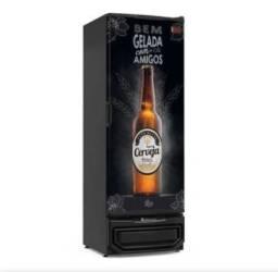 cervejeira 411 litros gelopar (ALEF)