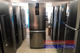 Refrigerador Brastemp BRE59AK Inverse 460L Inox (220 Volts)