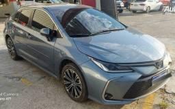 Corolla Altis Hibrid 1.8 Flex 2021 18.000 km Automático Único dono