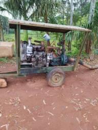 Motor de irrigação mwm 3 cilindros