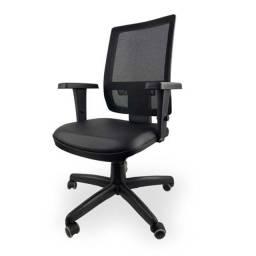 Título do anúncio: Cadeira Presidente Tela - 5 anos de garantia