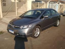 Título do anúncio:  New Civic EXS 2008 automático.
